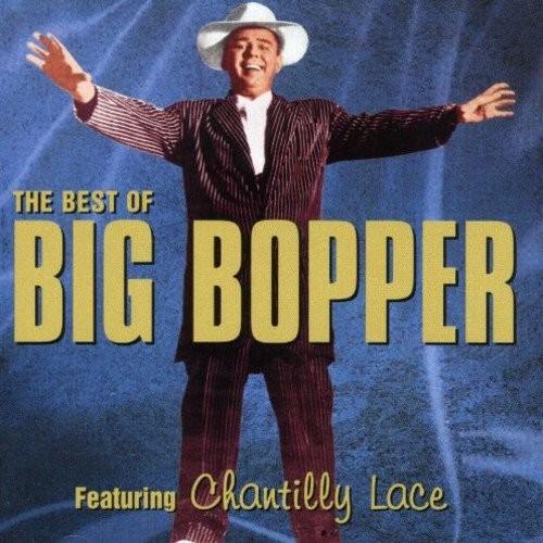 The Best of Big Bopper [CD]