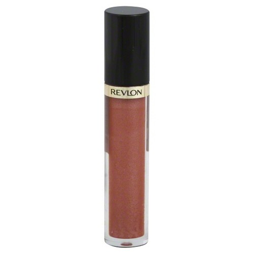 Revlon Super Lustrous Lip Gloss, Rosy Future 260, 0.13 fl oz (3.8 ml)