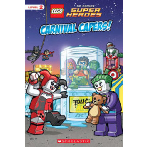 Carnival Capers! (LEGO DC Super Heroes Series)
