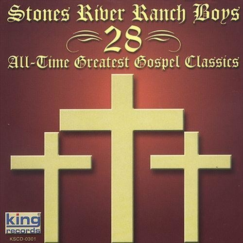 28 All Time Greatest Gospel Classics CD (2002)