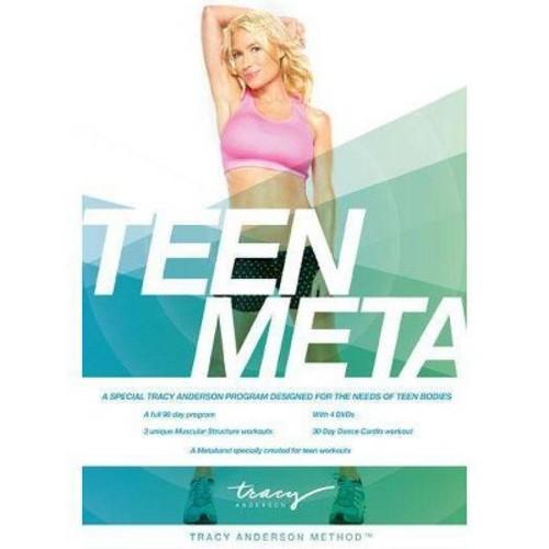 Tracy Anderson: Teen Meta DVD