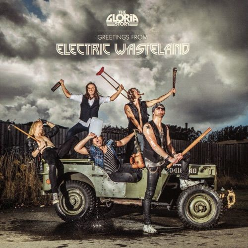 Greetings From Electric Wastelands [CD]