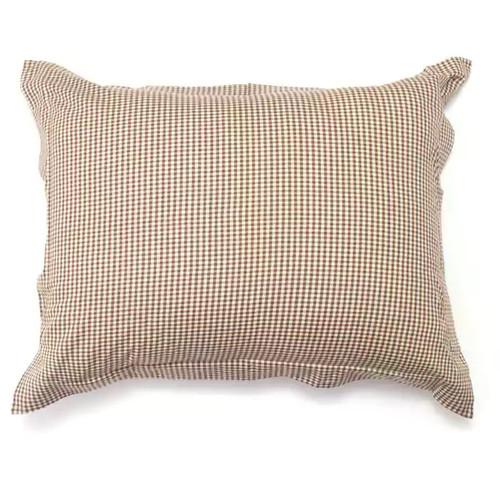 Cottage Home Pillowcases & Shams Cane Brown Sham