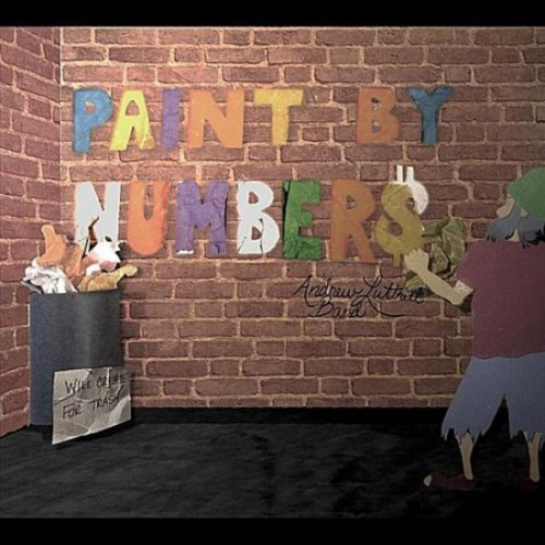 Paint by Numbers [CD]