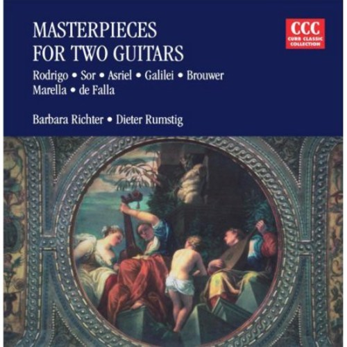 Masterpieces For Two Guitar