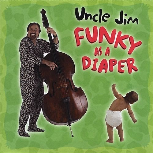 Funky As A Diaper CD (2004)