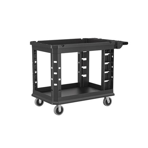 Suncast Commercial Standard Duty 26.5 in. Utility Cart