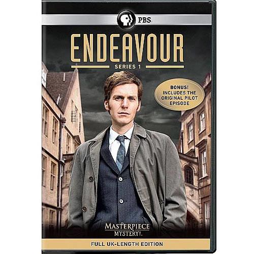 Endeavour: Series 1 [Original UK Edition] [3 Discs] [DVD]