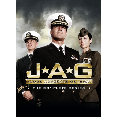 JAG: The Complete Series [55 Discs] [DVD]