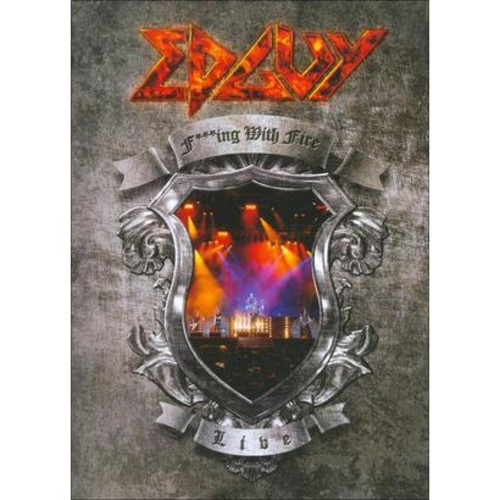 Edguy: F***ing with Fire: Live (dvd_video)