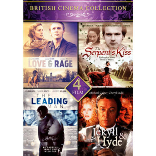 4-Film British Cinema Collection (DVD)