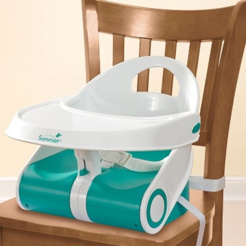 Summer Infant Booster Seat White
