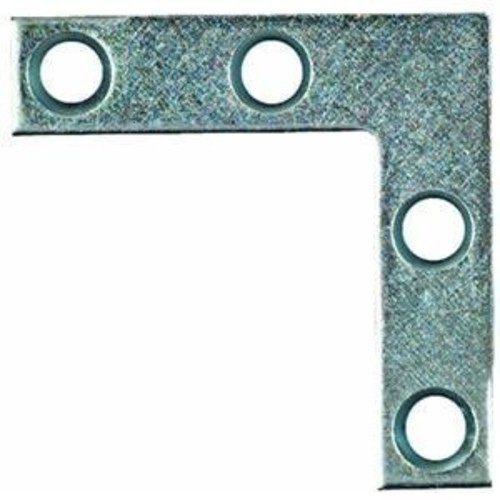 NATIONAL/SPECTRUM BRANDS HHI N113-928 2-1/2-Inch Corner Iron, 4-Pack [1]