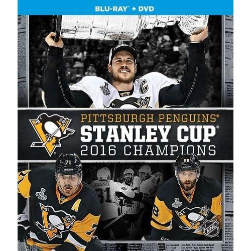 NHL: 2016 Stanley Cup Champions [Blu-ray/DVD] [2016]