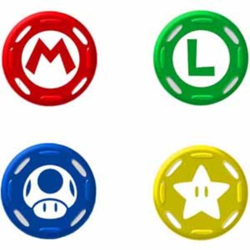 HORI Nintendo Switch Super Mario Analog Caps