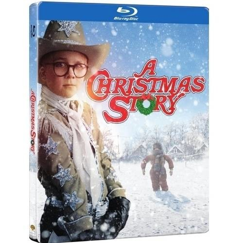 A Christmas Story (30th Anniversary) [Blu-Ray] [DVD]