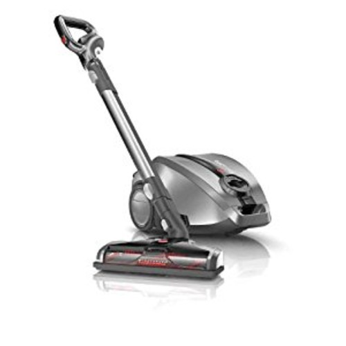 Hoover Quiet Performance Bagged Canister Vacuum, SH30050 - Corded