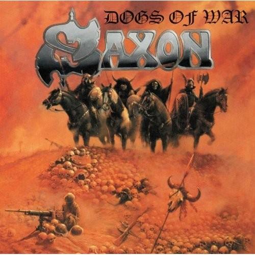 SAXON - DOGS OF WAR