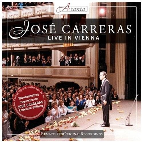Jose Carreras:live In Vienna