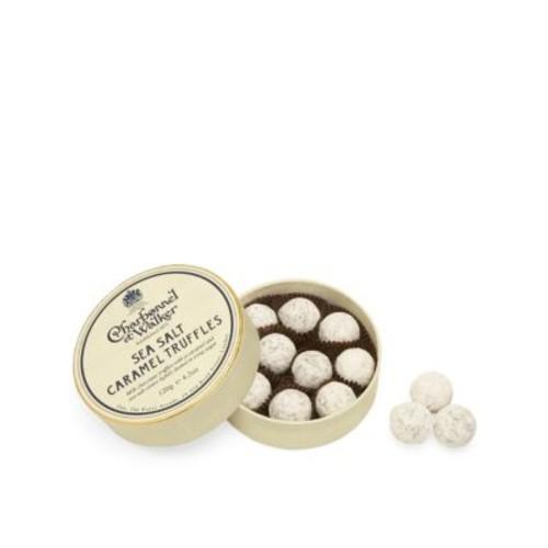 Charbonnel et Walker - Milk Sea Salt Caramel Truffles-4.2 oz.
