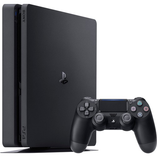 Sony - PlayStation4 1TB Console - Black