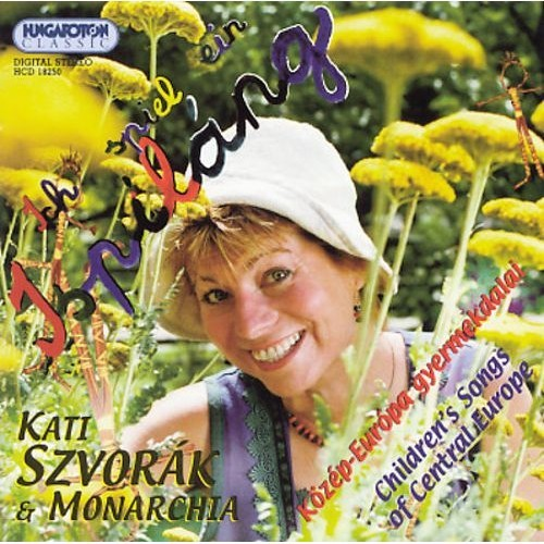 Children's Songs Of Central Europe - 08391209