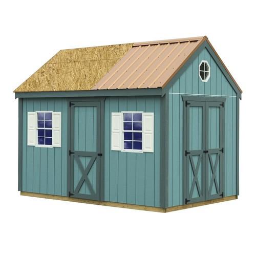 Best Barns Regency 8 ft. x 12 ft. Wood Storage Shed