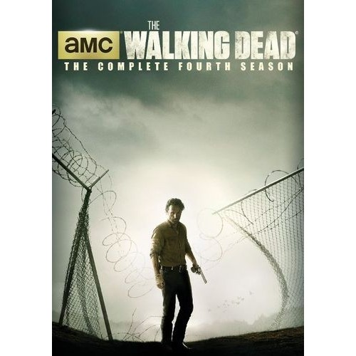 The Walking Dead: The Complete Fourth Season [5 Discs] [DVD]