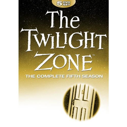 The Twilight Zone: The Complete Fifth Season [5 Discs] [DVD]