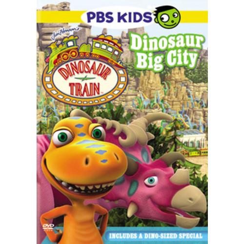Dinosaur Train-Dinosaur Big City