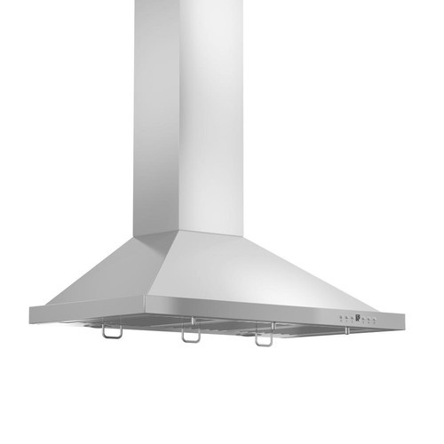 ZLINE Kitchen and Bath ZLINE 48 in. Wall Mount Range Hood in Stainless Steel