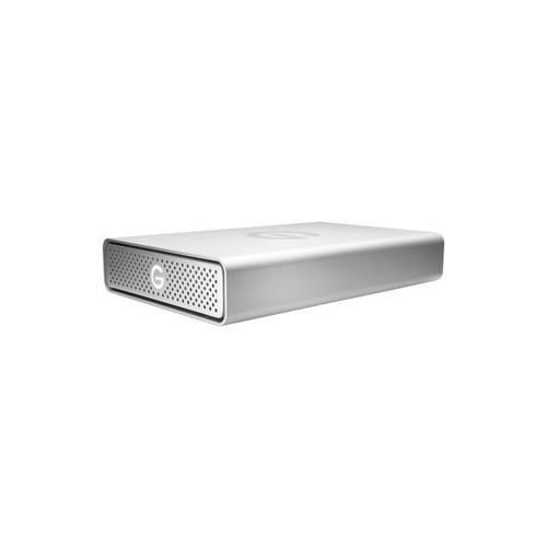 G-Technology 0G03594 4TB G-DRIVE G1SATA/600 64 MB USB 3.0 External Hard Drive