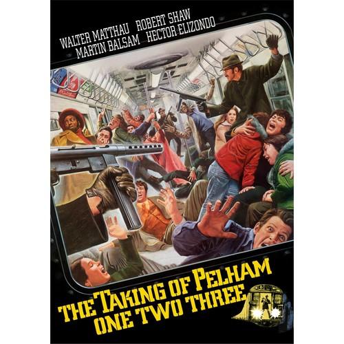 The Taking of Pelham One Two Three [DVD] [1974]
