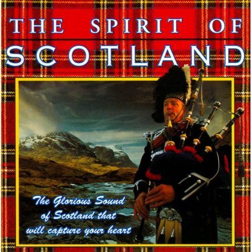 The Spirit of Scotland [Rel] [CD]
