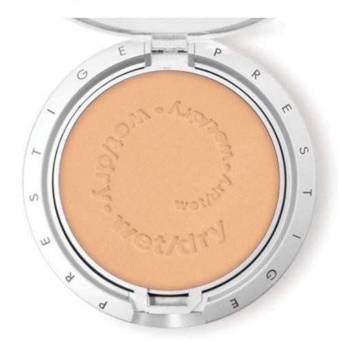 Prestige Cosmetics Multitask Wet and Dry Powder Foundation, Warm Ivory, 0.35 Ounce : Foundation Makeup : Beauty [Warm Ivory]