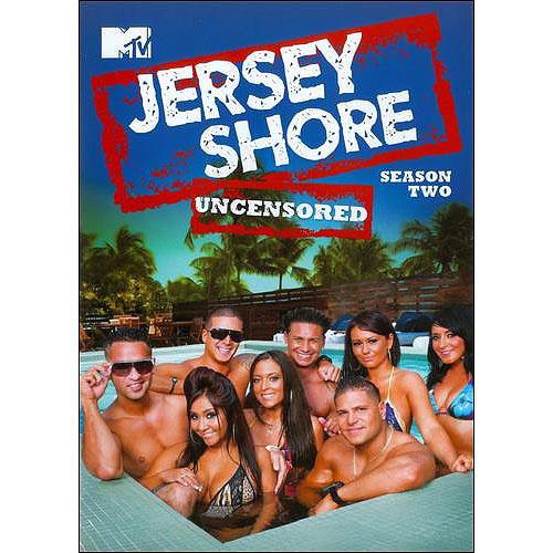 Jersey Shore: Season Two Uncensored [4 Discs] [DVD]