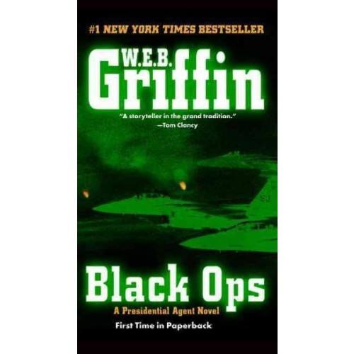 Black Ops (Presidential Agent) Black Ops