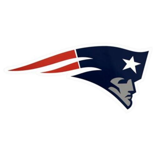 NFL New England Patriots Small Decal
