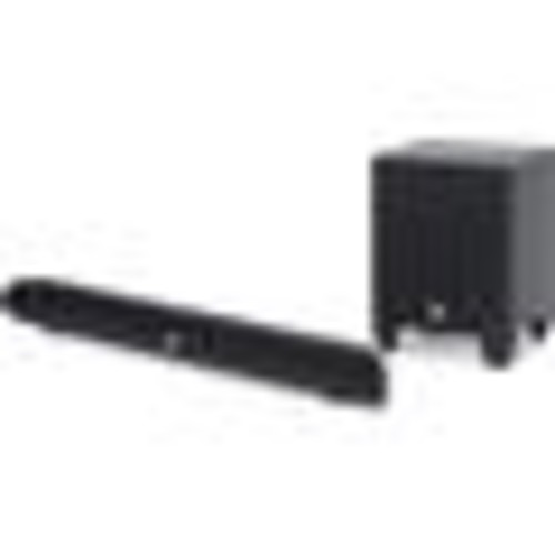 JBL Cinema SB250 Powered home theater sound bar with wireless subwoofer and Bluetooth