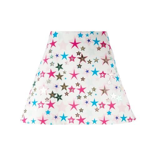 DELPOZO Star Print Skirt