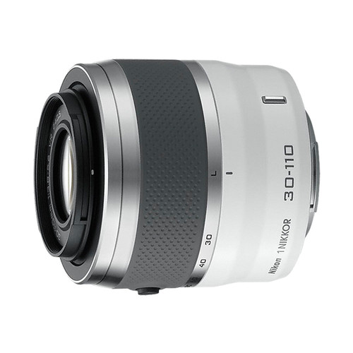 Nikon NIKKOR 30-110MM 3319 WHITE 30-110mm Nikkor zoom lens