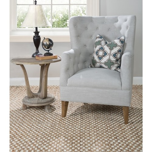 Kylie Tufted Club Chair by Kosas Home