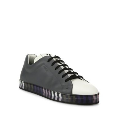 FENDI Faces Low-Top Sneakers