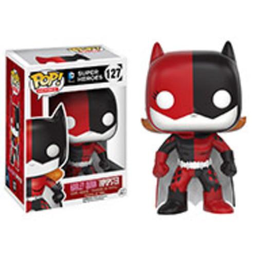 POP! Heroes: ImPOP!sters - Batgirl Harley