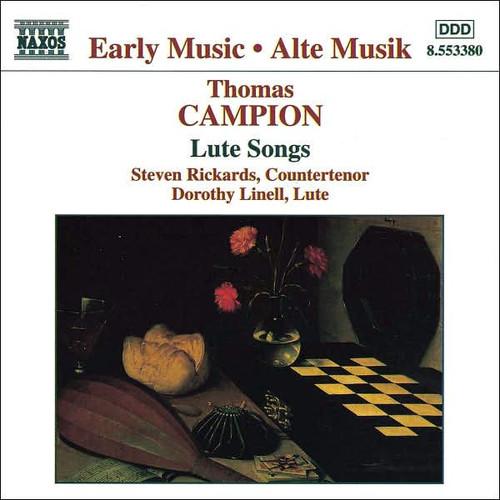 Campion: Lute Music