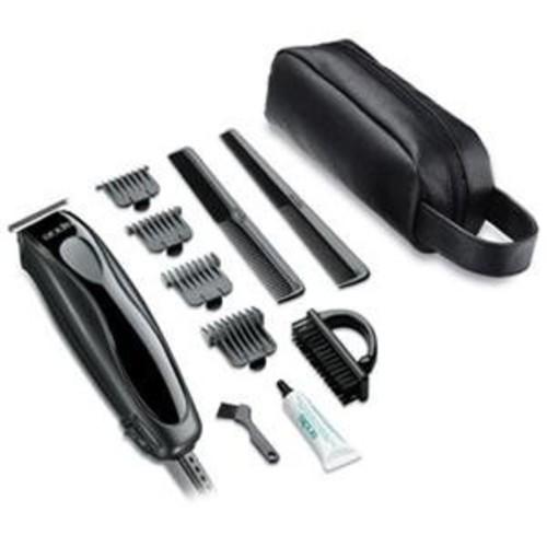 Andis Skin-Close Headliner 11-Piece Hair Clipper/Beard Trimmer Kit, Black, Model LS-2 (29775)
