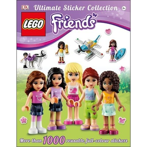 Lego Friends Ultimate Sticker Collection (Ultimate Stickers)
