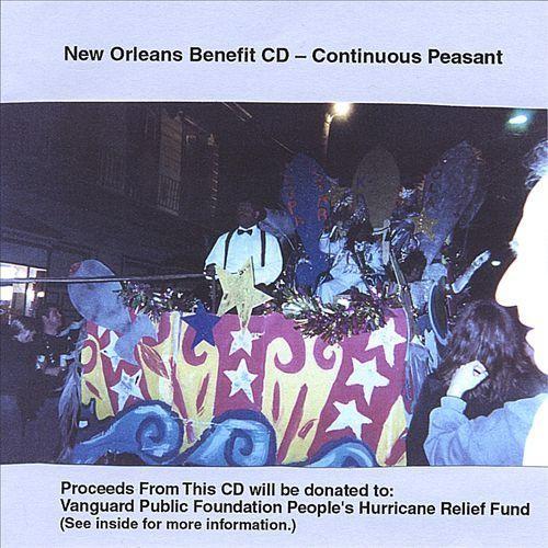 Orleans Benefit CD [CD]
