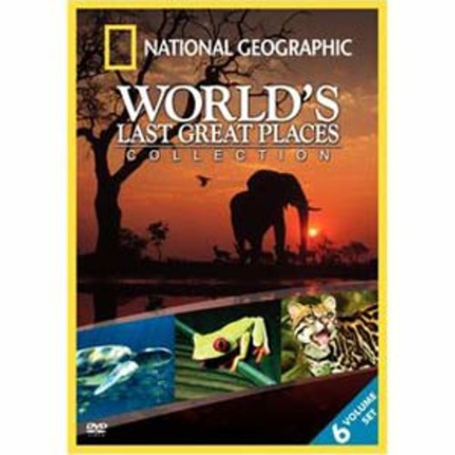 World's Last Great Places Collection [6 Discs]