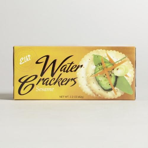 Elki Sesame Crackers, Set of 24